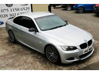BMW 320D M-Sport Coupe (Finance & Warranty)