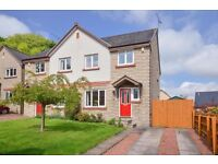 3 Bed Semi Detached House with 2 Public Rooms
