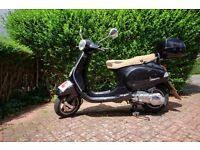 Piaggio Vespa LX 125cc - Lovingly cared for and maintained, must see!