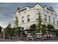 Demi Chef de Partie required for Rosette style pub with dining S W London