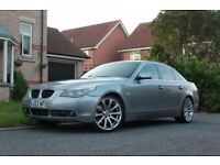 BMW 5 SERIES 3.0 530d SE 4dr 2003