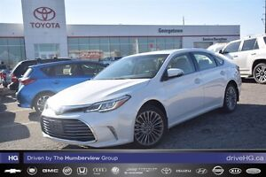 2016 Toyota Avalon LTD demo model with new car programs