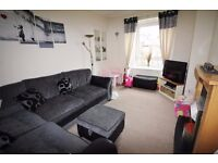 3 Bedroom flat for rent, recently refurbished, Double upper, DG, GCH, Central Hawick