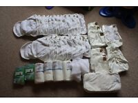 'One Life' complete Birth to Potty cloth nappy set