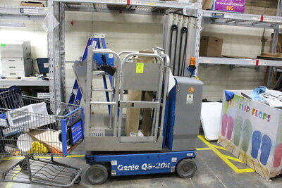 Genie Lift Model Qs-20 2012