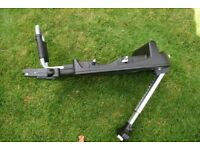 Silver Cross Ventura car seat ISOFIX BASE ---can post----