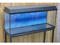 Juwel Fish Tank Aquarium with Stand and Light