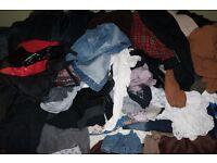 joblot of clothes