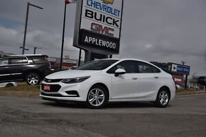 2016 Chevrolet Cruze SUNROOF, APPLE CAR PLAY, HEATED SEATS, KEYL