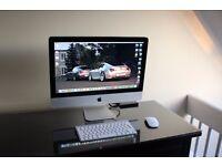Apple 21.5 iMac Mid 2010, i3. 3.06 GHz 500hd, 4GB RAM