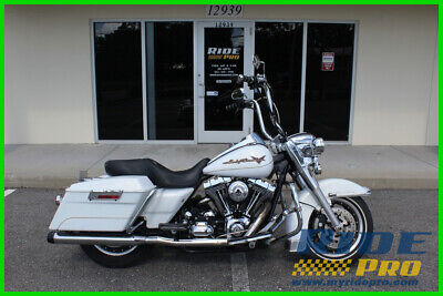 2008 Harley-Davidson Touring Road King Used