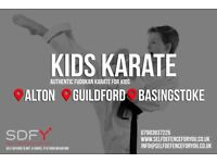 Martial Art class Alton, Basingstoke, Guildford KARATE, SELF DEFENCE, SYSTEMA, WOMEN SELF DEFENCE