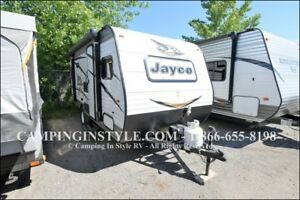 2018 JAY FLIGHT SWIFT 175RD (couples)