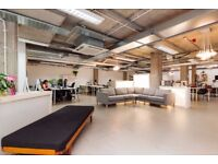 Freelance community creative desk space in East London