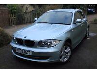 BMW 118d 5 door hatchback