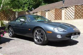 Jaguar XKR Coverable 4.0 Supercharged. Very low Mileage 29,704