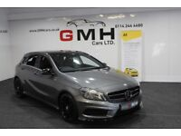 MERCEDES-BENZ A CLASS 2.1 A220 CDI AMG Sport 7G-DCT 5dr Auto (grey) 2013