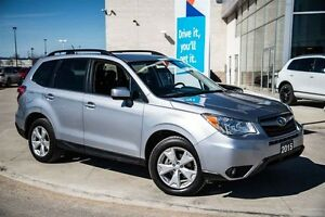 2015 Subaru Forester Convenience Package - One owner