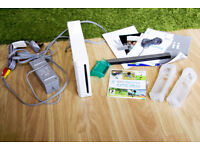 Nintendo Wii WHITE Console (CONSOLE ONLY)
