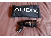 Audix D6 Bass Kick Drum Dynamic Microphone