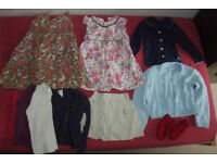 3-4 years old girl's clothes
