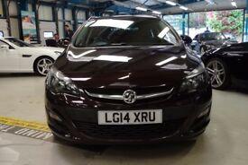 Vauxhall Astra TECH LINE (dark mahagony) 2014