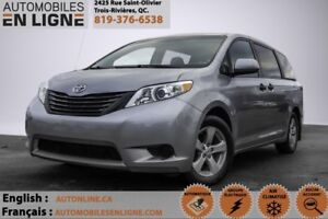 2011 TOYOTA SIENNA 7 PASSAGERS | V6 | MAGS | A/C
