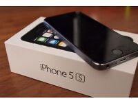 iPhone 5s 32gb black - Unlocked