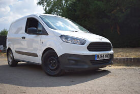 2015 FORD TRANSIT COURIER BASE 1.5TDCI low mileage,clean van