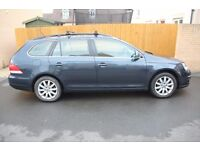 Volkswagen Golf Estate 1.9 TDi SE with PANORAMIC GLASS ROOF