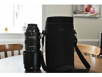 Sigma 150-500mm f5-6.3 APO DG OS HSM Nikon Fit