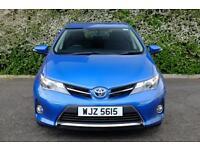 Toyota Auris VVT-I ICON PLUS (blue) 2014-09-30