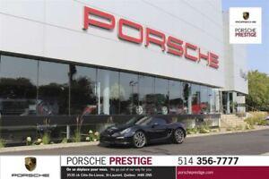 2016 Porsche Boxster Black Edition Pre-owned vehicle 2016 Porsch