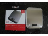 Kitchen scales only £5 (RRP £15)
