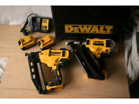 dewalt first and second fix
