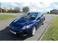 MAZDA 3 2.2 D SPORT,2010,Alloys,Air Con,Cruise Control,Privacy Glass,Heated Seats,6 Speed,52mpg
