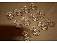 ornate brass fittings