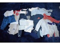 Baby Boy and Baby Girl Clothes