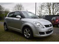 2006 Suzuki Swift 1.2 DDiS 5dr, economical, low milage 73k