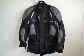Mens BUSE motorcycle Jacket size XL