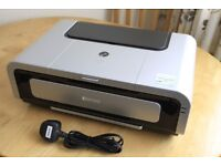 """Canon IP5200 printer. Spares or repair. PC says that""""Print head not installed""""."""