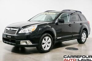 2011 Subaru Outback Commodite*MAGS/FOGS/CRUISE/SIEGES/CHAUFFANTS