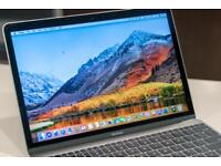 MacBook Retina 12-inch early 2015 256GB with Sierra High and Windows 10