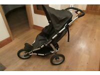 Pushchair and car seat buggy