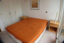 Spacious 1 Bed Apartment in E14 near Blackwall DLR