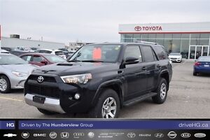 2016 Toyota 4Runner Trail Team Edition with 6 year 200,ooo ECP