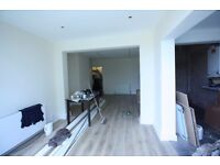 Dss considered-Willesden - Newly Refurbished Stunning 4 bed house available with Parking and Garden