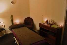 Relaxing, swedish, massage in Edinburgh