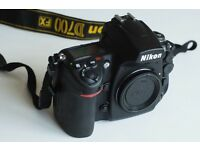Nikon D700 12.1MP full frame FX body