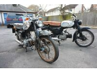 Rare Honda C200 motorcycles for sale